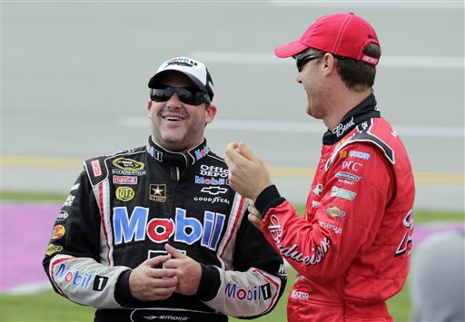 Tony Stewart, Kevin Harvick