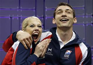 Alexa Scimeca, Chris Knierim