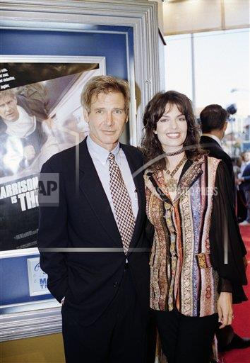 Watchf AP A   USA APHS356136 Harrison Ford and Sela Ward