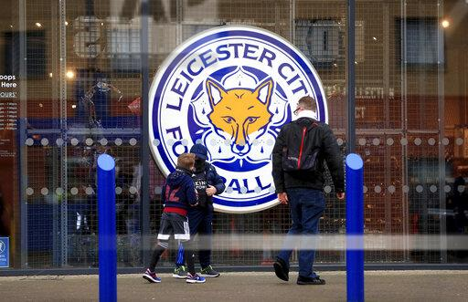 Leicester City v Manchester City - Premier League - King Power Stadium