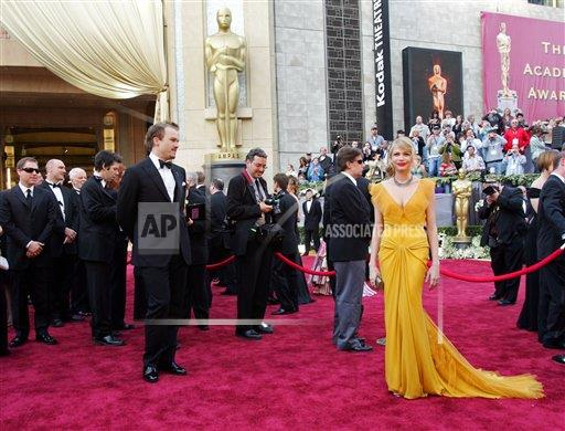 Associated Press Domestic News California United States Entertainment OSCARS ARRIVALS