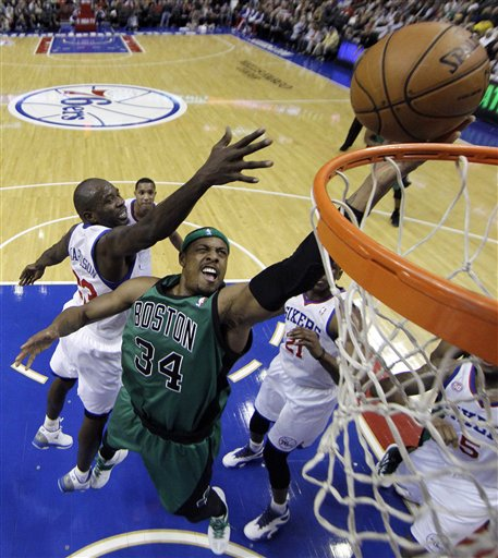 Jason Richardson, Paul Pierce