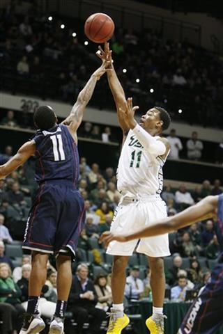 UConn South Florida Basketball