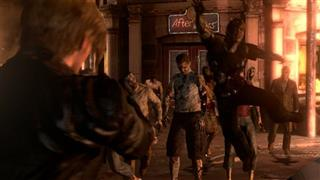 Game Review Resident Evil 6