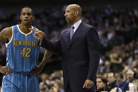 Monty Williams,  Lance Thomas