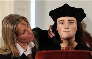 Britain Richard III