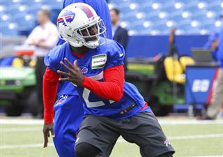 Bills Rookie Camp Football