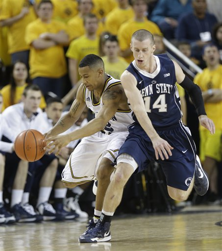 Trey Burke, Kevin Montminy