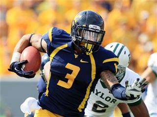 Baylor West Virginia Football