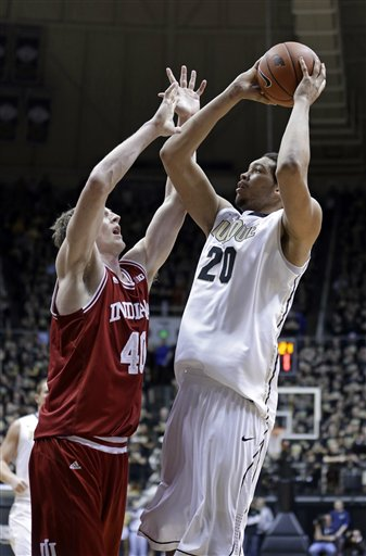 Cody Zeller A.J. Hammons