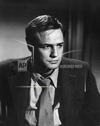 Associated Press Domestic News United States Entertainment MARLON BRANDO