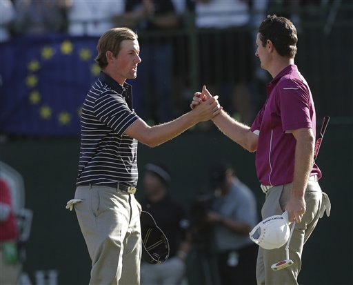 Webb Simpson, Justin Rose