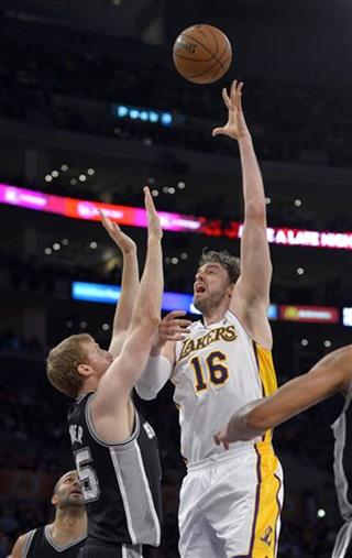 Pau Gasol, Matt Bonner