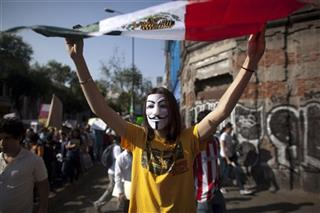 Mexico Elections Youth