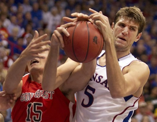 Jeff Withey, Jacob Tolbert