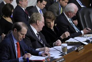 Dianne Feinstein, Saxby Chambliss, Ron Wyden, John D. Rockefeller