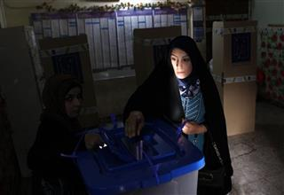 APTOPIX Mideast Iraq Elections