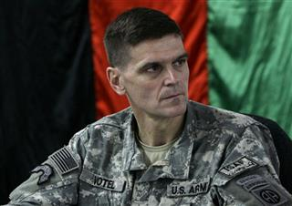Votel Central Command