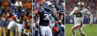 Auburn Injuries Football