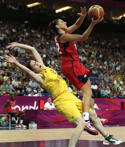 Diana Taurasi, Belinda Snell