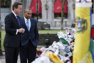 David Cameron, Deval Patrick