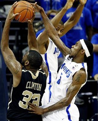 UCF Memphis Basketball