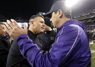 Steve Sarkisian, Kyle Whittingham