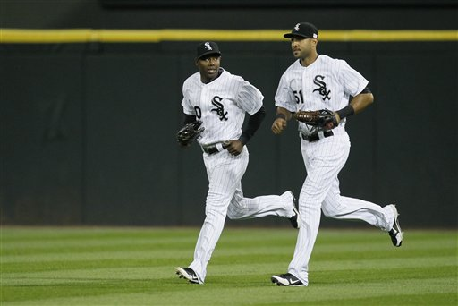 Tigers White Sox Baseball