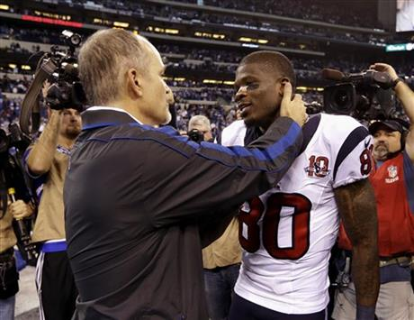 Chuck Pagano, Andre Johnson (80)