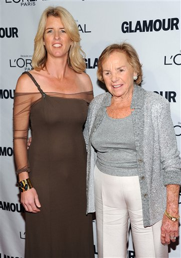 Rory Kennedy, Ethel Kennedy