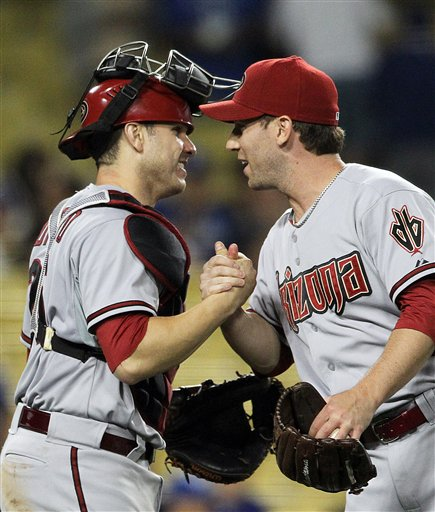 Craig Breslow, Miguel Montero
