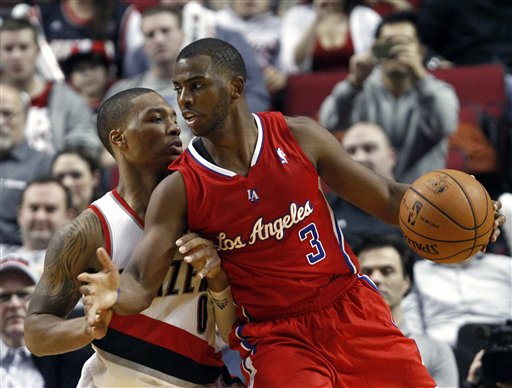 Chris Paul, Damian Lillard