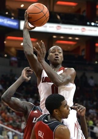 Terry Rozier, Anton Gill
