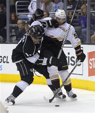 Anze Kopitar, Kyle Palmieri
