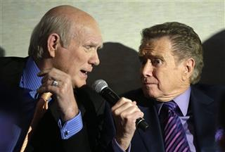 Regis Philbin, Terry Bradshaw