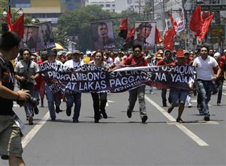 Philippines May Day