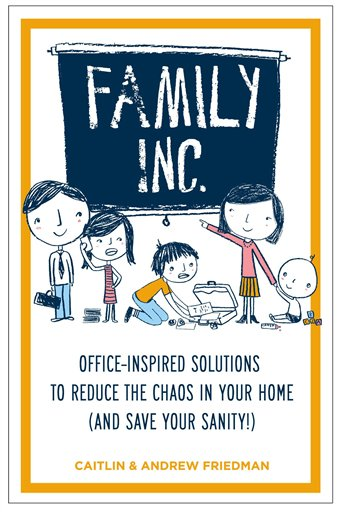 Book Review-Family Inc.