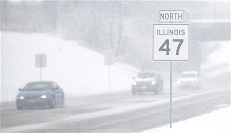 Winter Storm-Illinois