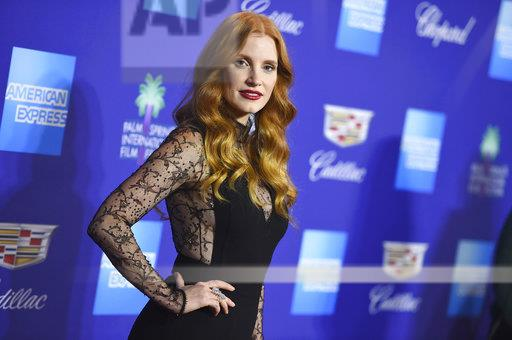 29th Annual Palm Springs International Film Festival - Arrivals