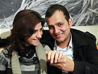 Mideast Lebanon Civil Marriage