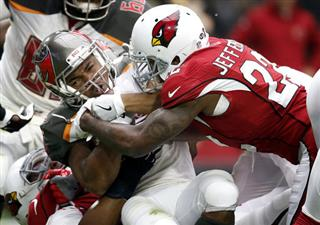 Buccaneers Cardinals Football