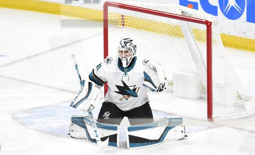 Sharks Wild Hockey