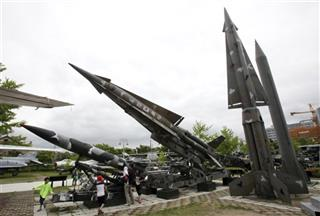 South Korea North Korea Missile