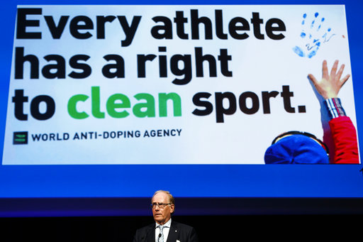 Call for athlete rights charter in fallout of Russian doping