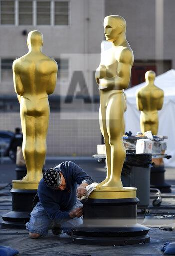 92nd Academy Awards - Red Carpet Roll Out