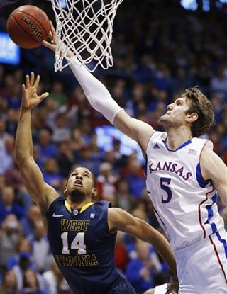 Jeff Withey, Gary Browne