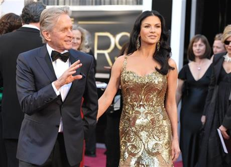 Michael Douglas, Catherine Zeta-Jones