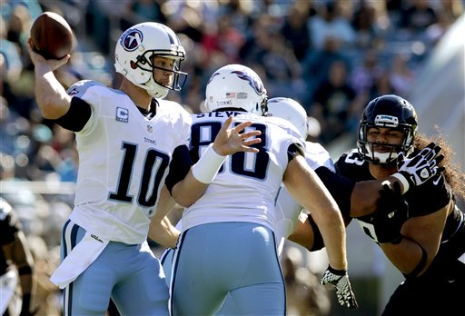 Jake Locker ,