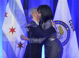 Rahm Emanuel, MIchell Obama