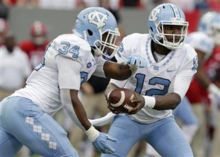 Marquise Williams, Elijah Hood
